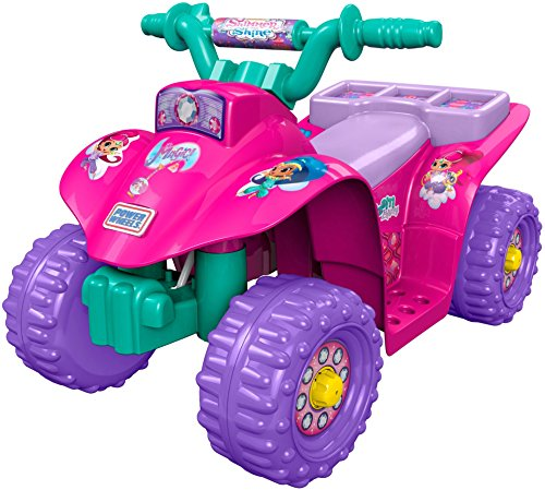 Fisher Price Power Wheels Nickelodeon Shimmer