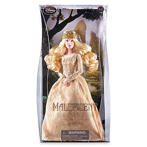 Maleficent Film Costumes (Disney Maleficent Movie Exclusive Film Collection Doll - Aurora 12'')