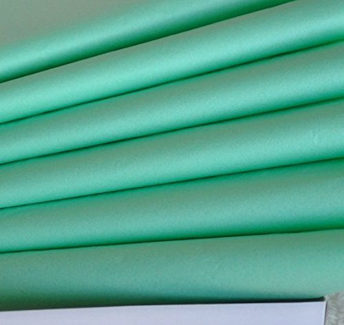 100 X Sheets Tissue Paper, Mint Colors, 20 X -
