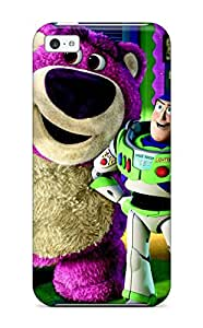 Iphone Cover Case - 2010 Toy Story Movie Cast Protective Case Compatibel With Iphone 5c