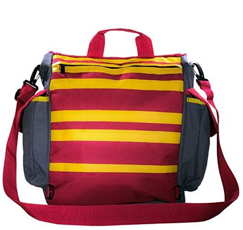 Harry Hogwarts Messenger Harry Potter Red Hybrid Potter Bag qwWRqrtv7