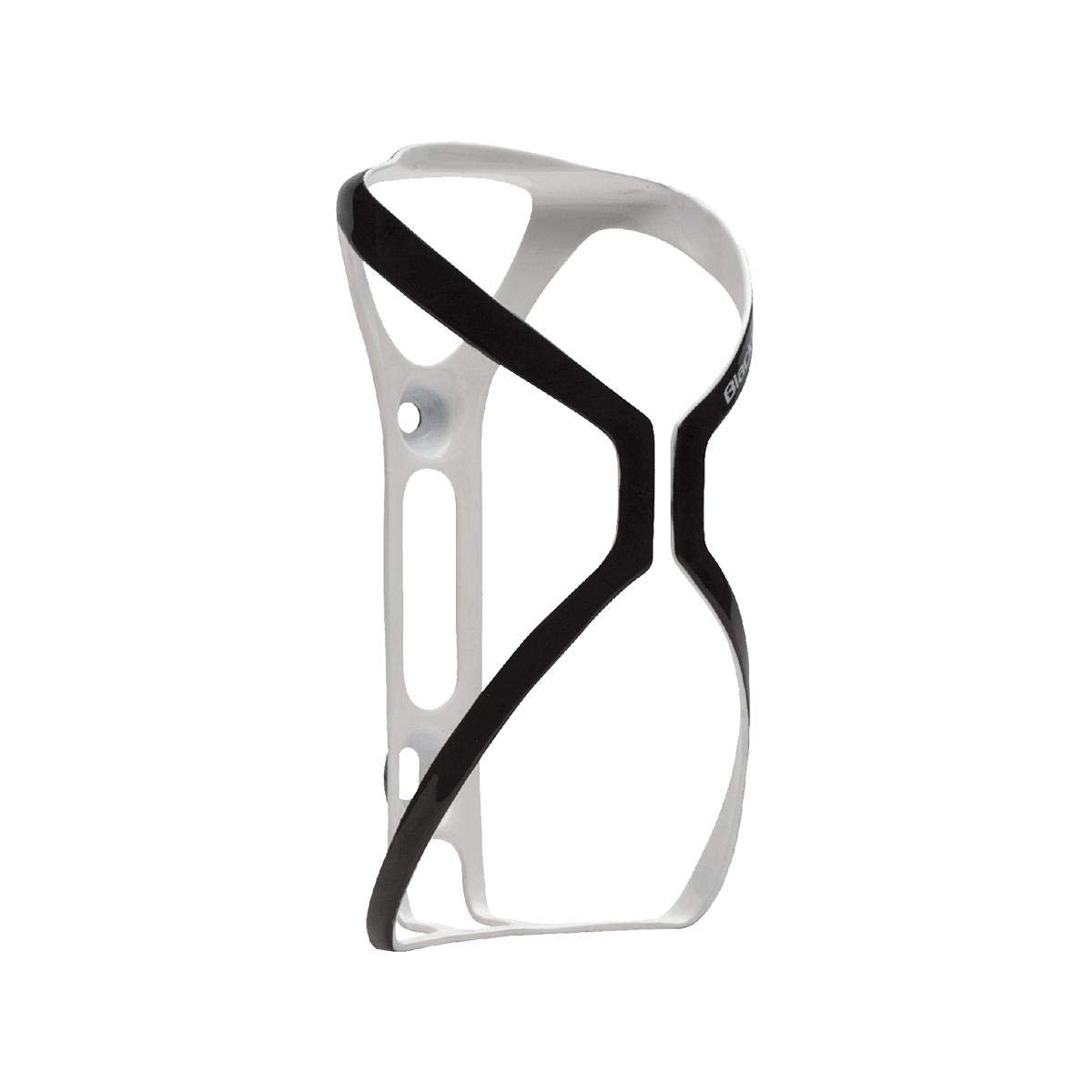 Blackburn Cinch Carbon Fiber Bottle Cage - Gloss White by Blackburn
