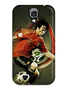 Excellent Design David Silva Case Cover For Galaxy S4
