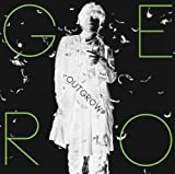 Gero - Tokyo Ravens (Anime) Intro Theme Single: Outgrow (Type B) (CD+DVD) [Japan LTD CD] GNCA-321 by Gero (2014-01-29?