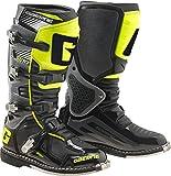 Gaerne 2190-009-11 SG-10 Boots (Black/Yellow, 11)