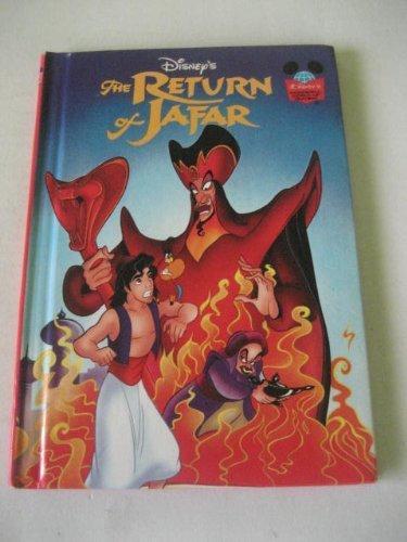 The Return of Jafar by Disney's (1995) Hardcover