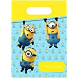 Universal 55700 Lovely Minions Decoration Party Bags