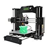 3D Printer, Gotd Full Acrylic unassembled KIT Prusa I3 Pro X print 6 material 3D Printer