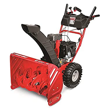 Troy-Bilt Storm 2625 243cc Electric Start 26 Two Stage Gas Snow Thrower