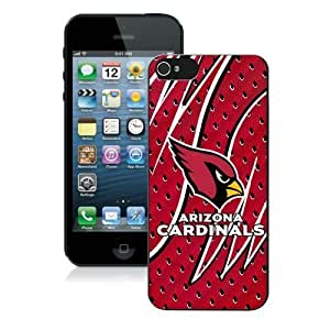 Diy Yourself Arizona Cardinals Iphone 5 5s case cover Christmas 8ZYRrSJKZUw Gift Free Shipping
