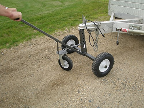 Tow Tuff Adjustable Trailer Dolly with Caster