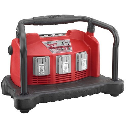 Milwaukee 48-59-0280 Lithium-Ion/NiCd Multibay Charger