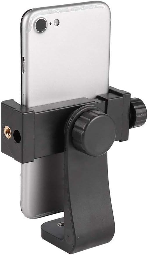Leoboone Universal Ajustable Soporte para Trípode Clip para ...