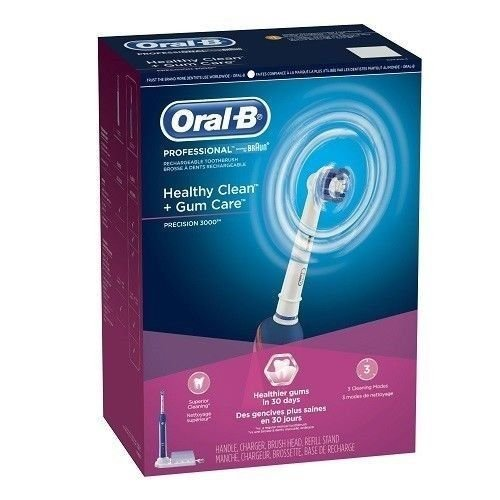 Price comparison product image Oral B PC3000 Toothbrush