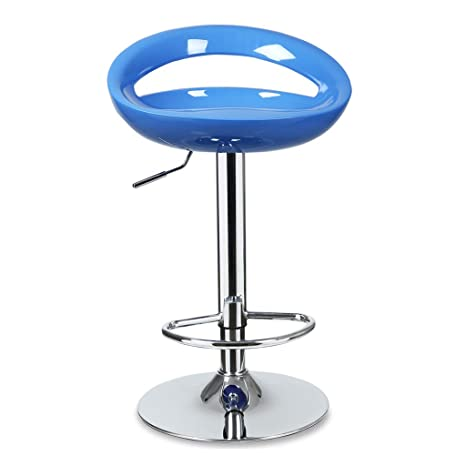 Miraculous Amazon Com Barstools Kitchen Bar Stools Abs Plastic Swivel Gmtry Best Dining Table And Chair Ideas Images Gmtryco