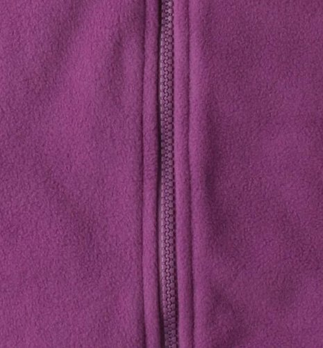 Result La Femme Micro Fleece Jacket, Red, M