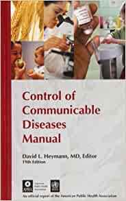 control of communicable diseases manual 20th edition free download