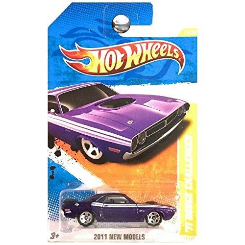 71 dodge challenger hot wheels - 1