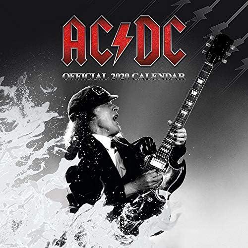 AC//DC Calendrier 2020