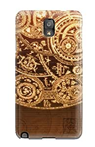 Hot Fashion NhrANSN10297rFaPC Design For Case Samsung Galaxy S3 I9300 Cover Protective Case (gears Artistic)