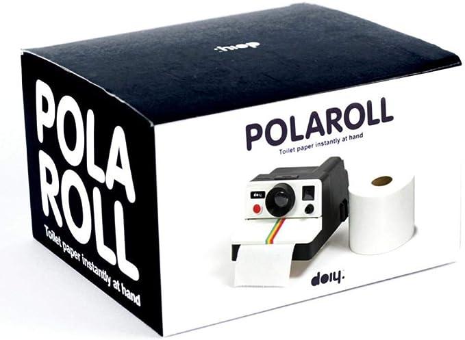 Chuihui WC Scatola del Tessuto Creativo Retro Polaroid Forma Ispirato scatole di Tessuto Supporto di Carta igienica Rotolo di Sicurezza Bagno Retro Decor Adatto per Qualsiasi Scena