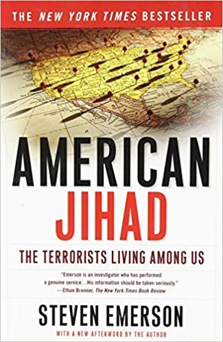 Book American Jihad: The Terrorists Living Among Us by Steven Emerson (2003-02-04)