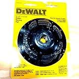 New Dewalt 4-1/2' Rubber Backing Pad Abrasive Sanding Disc Angle Grinder DW4945