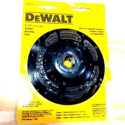 (New Dewalt 4-1/2