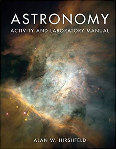 Astronomy activity and laboratory manual alan w hirshfeld astronomy activity and laboratory manual 1st edition fandeluxe Choice Image