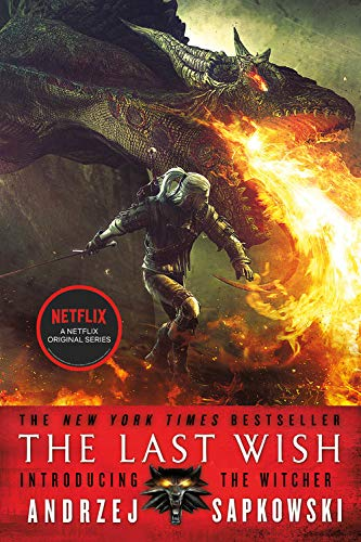 witcher book order