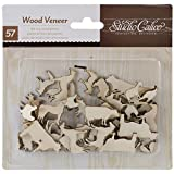 Studio Calico Here and There Veneer Farm Animal Die Cut Pieces