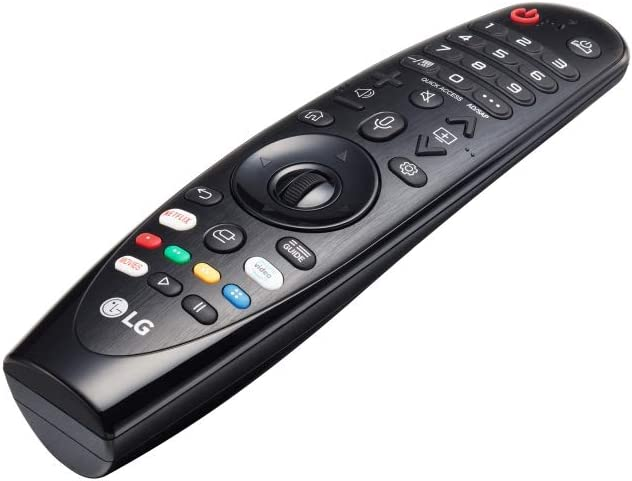 B07QH3KFJJ LG AN-MR19BA Smart TV Magic Remote Control (2019) 51mbQzKx7UL