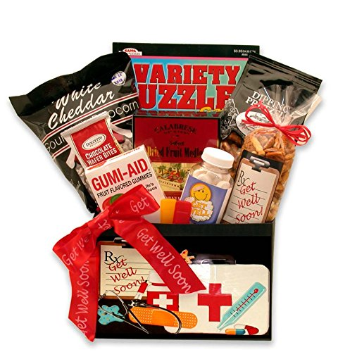 Get Well Gift Doctors Orders Box Gift Basket Feel Better Gift Doctors Orders Gift Box