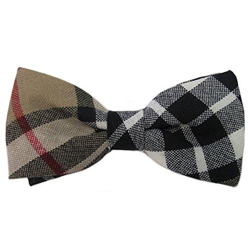 artan Bow Tie 100% Wool Pre-tied (Camel Tie)