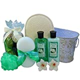 Renewal Spa Relaxing Bath and Body Gift Basket Set (Multiple Size and Scent Options)