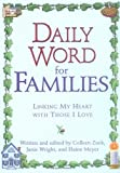 Daily Word for Families, Colleen Zuck, 042517820X