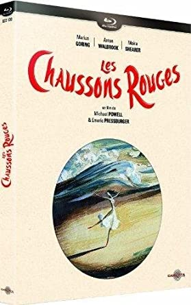 Les Chaussons rouges  Blu-ray   Amazon.fr  Anton Walbrook, Marius ... e8b28710fbf2
