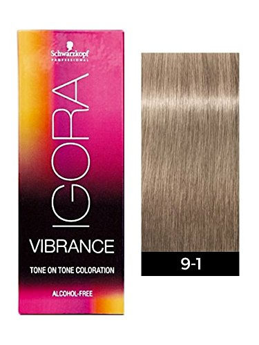 Schwarzkopf Igora Royal Vibrance Tone on Tone Color Alcohol-Free 9-1 60ml (Tone Refiner)