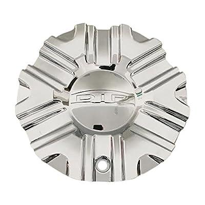 DIP WHEELS C10D98C01 C614605CAP Chrome Wheel Center Cap: Automotive