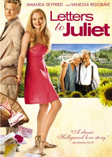 Letters To Juliet (A Love Letter From Romeo To Juliet)