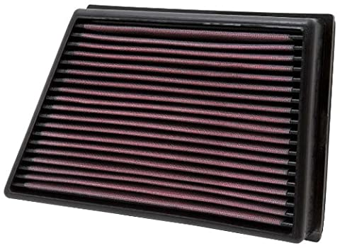 K&N 33-2991 High Performance Replacement Air Filter - Range Rover Foot