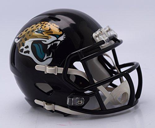 Jacksonville Jaguars 2018 Logo Riddell Revolution Speed Mini Football Helmet