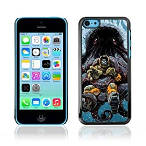 YOYOSHOP [Bioshock Diver Octopus] Apple iPhone 5C Case