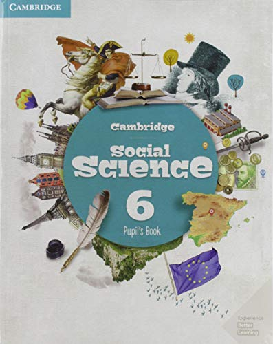 Cambridge Natural and Social Science Level 6 Pupil's Book Pack (Natural Science Primary) por Jocelyne Churchill and Bradley Ameluxen