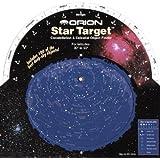 Orion 04110 Star Target Planisphere (Black)