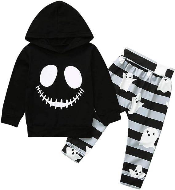 Smony - Chándal para niños y niñas, conjunto de ropa para bebé ...