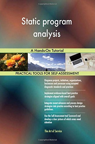 Download Static program analysis: A Hands-On Tutorial PDF