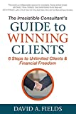 img - for The Irresistible Consultant's Guide to Winning Clients: 6 Steps to Unlimited Clients & Financial Freedom book / textbook / text book