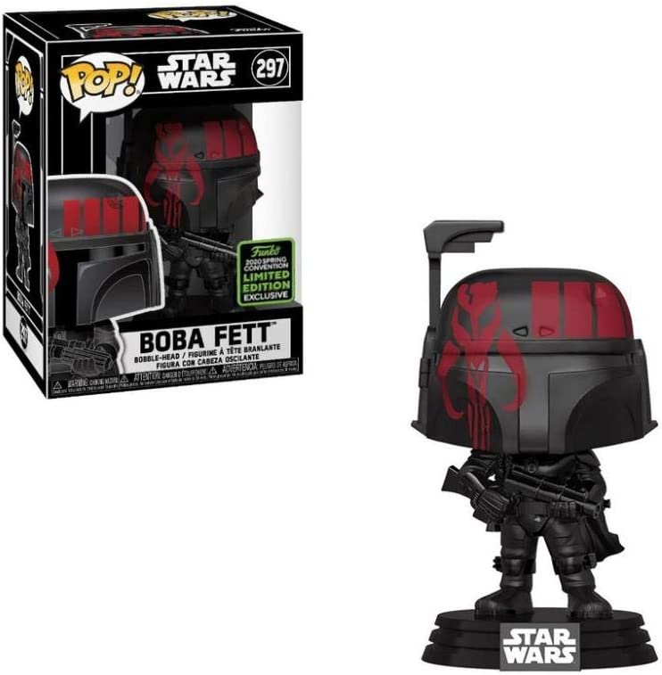 EXCLUSIVE MUFTAK STAR WARS ECCC Funko Pop Vinyl NEW IN Mint BOX
