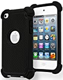 Best Cases For I Pod Touch 4 Gs - Bastex Heavy Duty Hybrid Armor Case for Apple Review